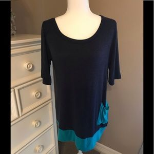 Softest Anthropologie tunic!
